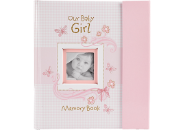 MEMORY BOOK FOR GIRL