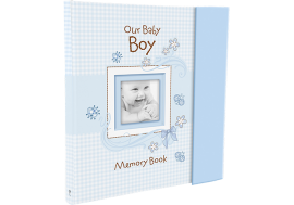 MEMORY BOOK FOR BOY