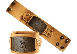 LEATHER WRISTSTRAPS